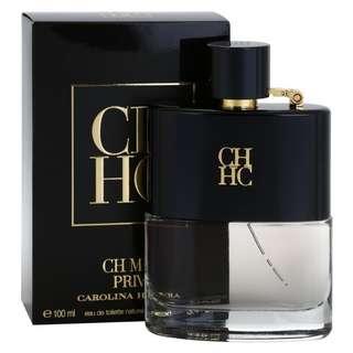Authentic Carolina Herrera CH Men Prive 100ml Perfume