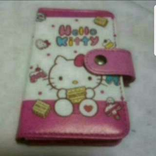 In Stock Hello Kitty Name Card Holder