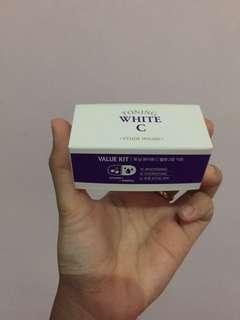 Etude toning white c