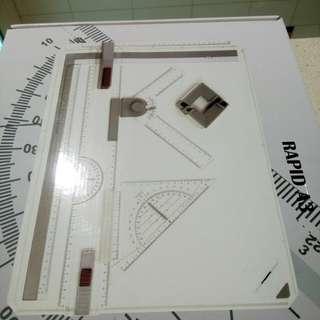 繪圖板RAPID A3 FAST Sign Boards Drawing Board A3 32-
