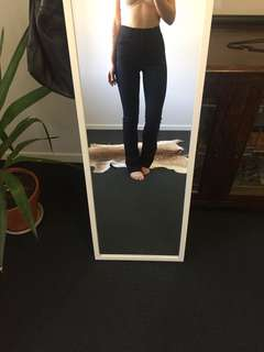 Fitted High Waisted Pant
