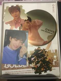 WTT/WTB WANNA ONE IPU ALBUM