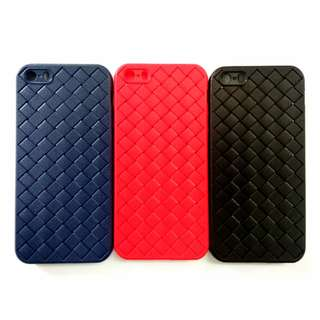 iPhone 5/5s/SE - ROCK PROTECTIVE COOLING WEAVE SOFT CASE