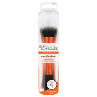 *CLEARANCE* INSTOCK: Real Techniques by Sam & Nic Chapman Expert Face Brush