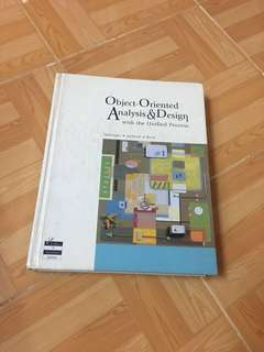 Object oriented analysis & design (OOP)