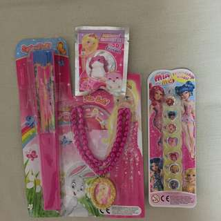 All for $5.50 - BN assorted Disney girls toys from UK