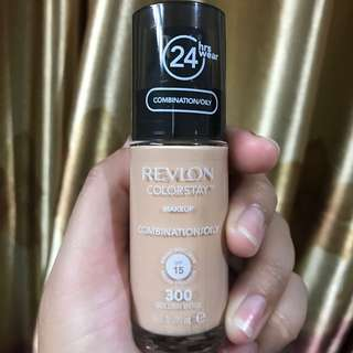 Revlon Colorstay 24hrs