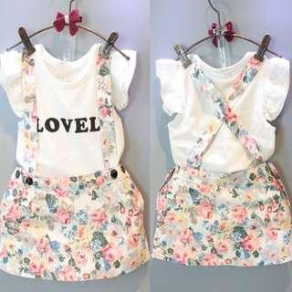 (Preorder) Baby Girl Dress