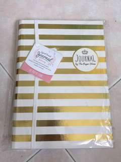 Journal by the paper stone