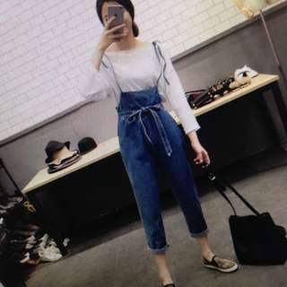 (REDUCED PRICE)Jeans Jumpsuit