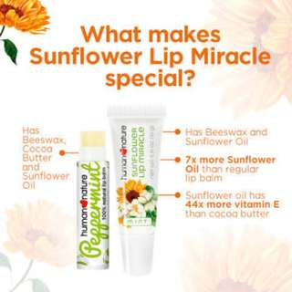 SUNFLOWER LIP MIRACLE