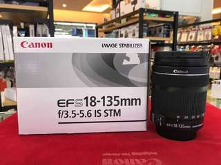 Canon Lens EFS 18-135mm IS STM
