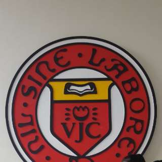 (LF) VJC School Based Shirt