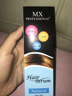 Hair serum MX professional
