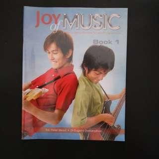 Joy of Music Book 1