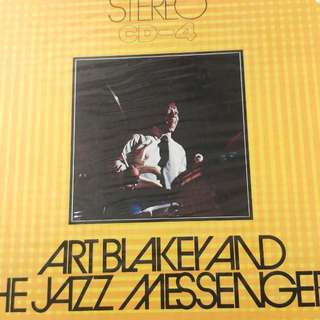 Art Blakey And The Jazz Messengers Vinyl