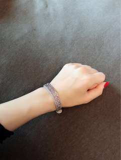 [New] Swarovski Adjustable Bracelet • 手鈪手鐲 (可調教長度)
