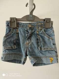 Poney Short Pants