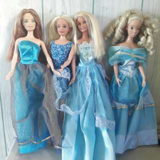 Barbie Doll 2 for 500