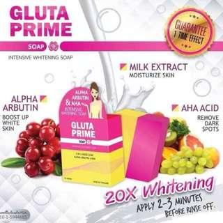 Gluta Prime Soap