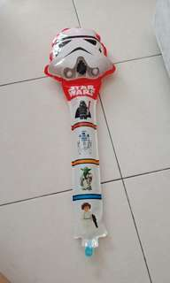 Star Wars party balloon