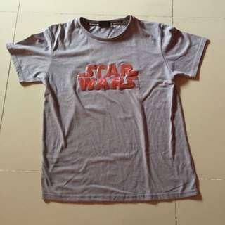 Folded & Hung Star Wars Shirt