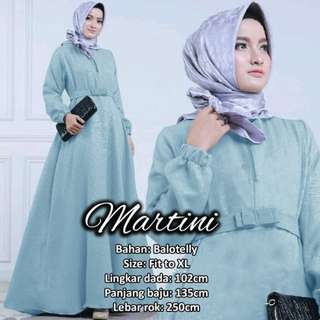 Martini fashion muslim wanita