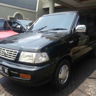Toyota kijang lgx at 2002