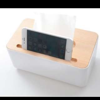 Stock Clearance! Tissue Box + Phone Holder