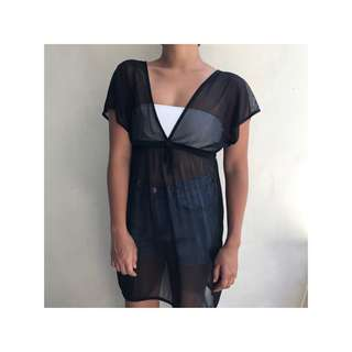 Sheer Cover-up (Dress)