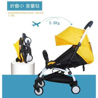 Stroller BabyYOYA comes with free gifts