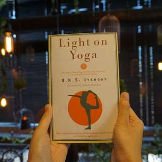 Light On Yoga by B. K. S Iyengar