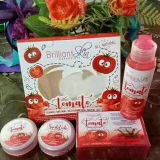 Tomato Skin Care