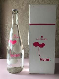 Evian x Courreges