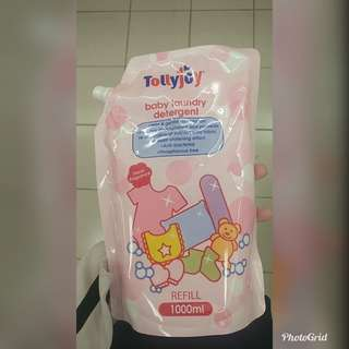 Tollyjoy baby laundry detergent refill pack