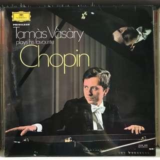 Tamas Vasary plays his favourite Chopin DG 2538096