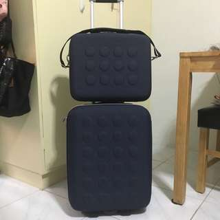 IKEA Family Small Luggage + Laptop Bag (repriced From 9999.99)