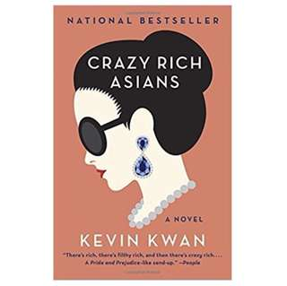Crazy Rich Asians by Kevin Kwan E-BOOK