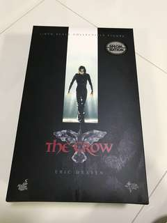 1/6 Hot Toys The Crow special edition Eric draven Brandon Lee
