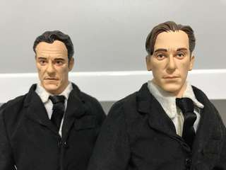 1/6 Hot Set of 2 The Devil's Advocate movie character toys Kitbash