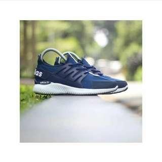 Adidas tubullar women navy