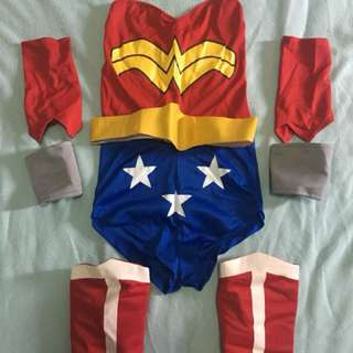 Wonder Woman And Supergirl Costume For Grabs!