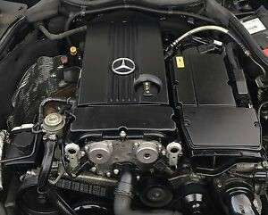 Mercedes Benz Kompressor Power Package!