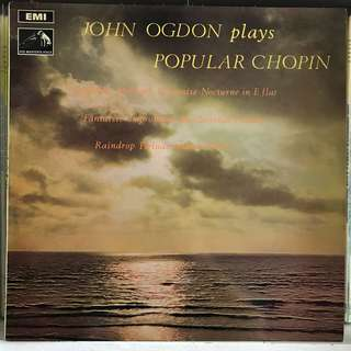 John Ogdon plays popular Chopin EMI HQS 1189
