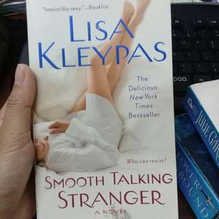 Smooth Talking Stranger- Lisa Kleypas