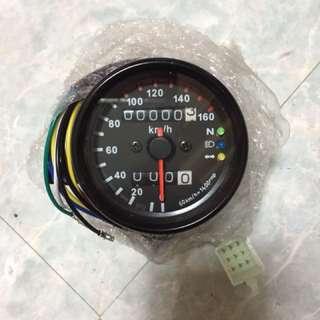檔車改裝時速表 附野狼線色對應說明