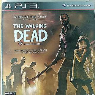 Ps3 the walking dead classic