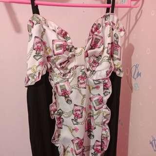 Ma*rs limited kawaii camisole dress. 👗😍