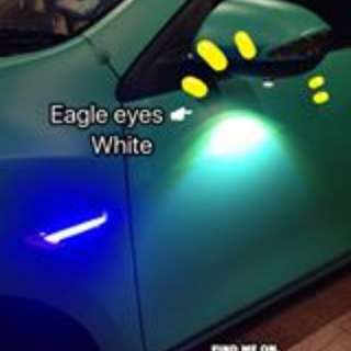 Side Mirror LED Light