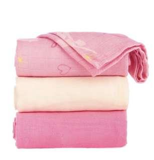 Tula Blanket - Twinkle Toes (Pink)